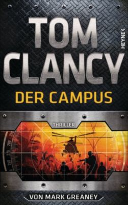 Jack Ryan Band 17: Der Campus, Tom Clancy