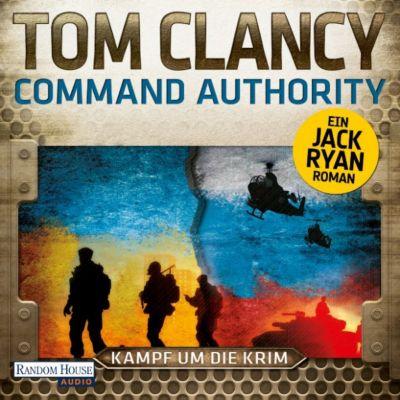 Jack Ryan: Command Authority, Tom Clancy