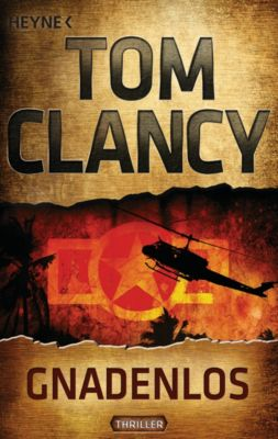 JACK RYAN: Gnadenlos, Tom Clancy