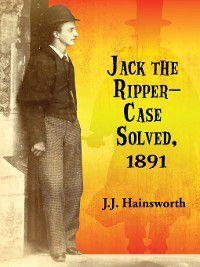 Jack the Ripper, J. J. Hainsworth
