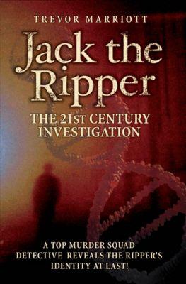 Jack the Ripper, Trevor Marriott