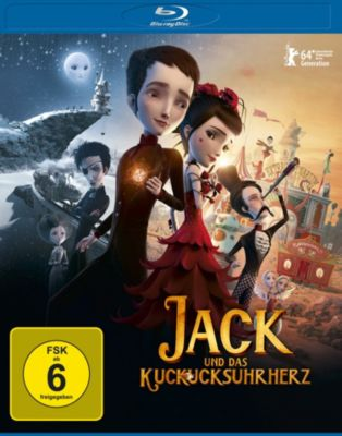 Jack und das Kuckucksuhrherz, Mathias Malzieu