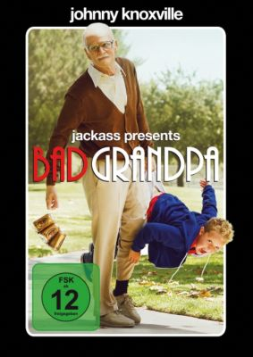 Jackass: Bad Grandpa, Johnny Knoxville, Jackson Nicoll