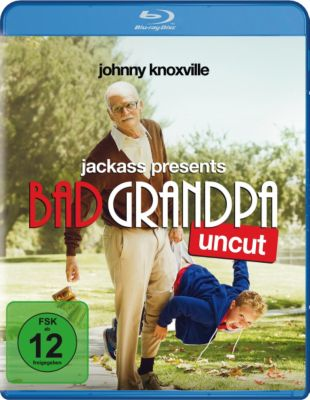 Jackass: Bad Grandpa, Fax Bahr, Spike Jonze, Johnny Knoxville, Adam Small, Jeff Tremaine