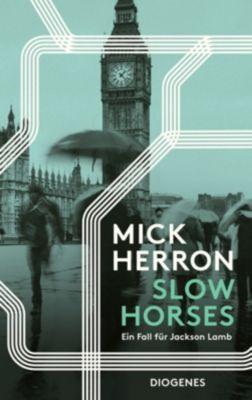 Jackson Lamb: Slow Horses, Mick Herron