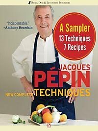 jacques pepin complete techniques pdf