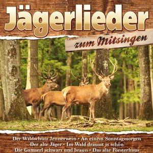 Jägerlieder zum Mitsingen, Various