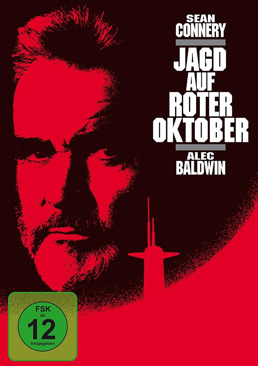 Jagd Auf Roter Oktober Dvd Jetzt Bei Weltbildch Online