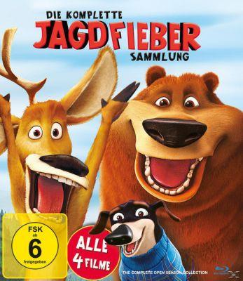 Jagdfieber 1 - 4 Bluray Box