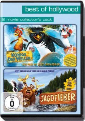 Jagdfieber / Könige der Wellen, Steve Moore, John B. Carls