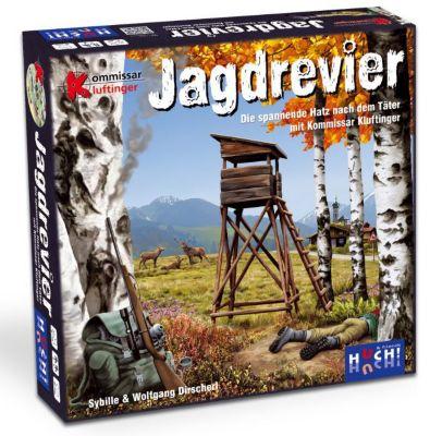 Jagdrevier, Sybille Dirscherl, Wolfgang Dirscherl