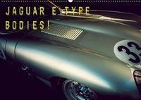 Jaguar E-Type - Bodies (Wandkalender 2019 DIN A2 quer), Johann Hinrichs