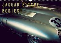 Jaguar E-Type - Bodies (Wandkalender 2019 DIN A3 quer), Johann Hinrichs