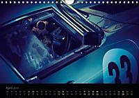 Jaguar E-Type - Bodies (Wandkalender 2019 DIN A4 quer) - Produktdetailbild 7