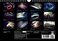 Jaguar E-Type - Bodies (Wandkalender 2019 DIN A4 quer) - Produktdetailbild 6