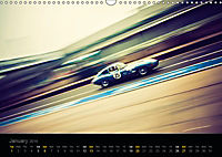 Jaguar E-Type - On Track (Wall Calendar 2019 DIN A3 Landscape) - Produktdetailbild 1