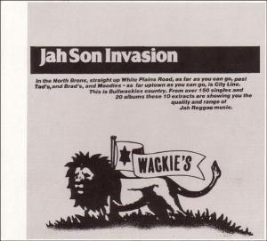 Jah Son Invasion, Wackie's