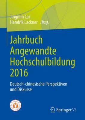 Jahrbuch Angewandte Hochschulbildung 2016 -  pdf epub