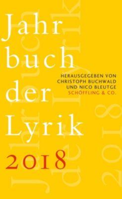 Jahrbuch der Lyrik 2018 -  pdf epub