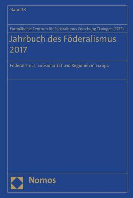 Jahrbuch des Föderalismus: Jahrbuch des Föderalismus 2017