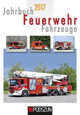 Jahrbuch Feuerwehrfahrzeuge 2017, Jochen Thorns