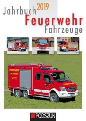 Jahrbuch Feuerwehrfahrzeuge 2019 -  pdf epub