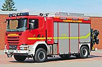 Jahrbuch Feuerwehrfahrzeuge 2019 - Produktdetailbild 1