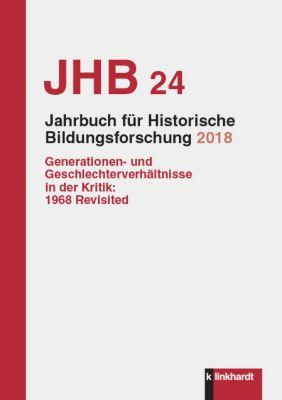 Jahrbuch für Historische Bildungsforschung Band 24 (2018)