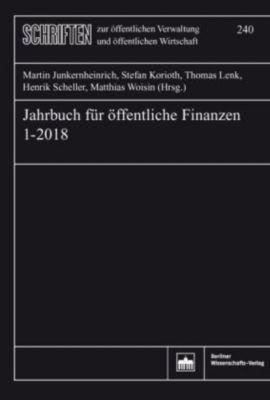 Jahrbuch für öffentliche Finanzen 1-2018