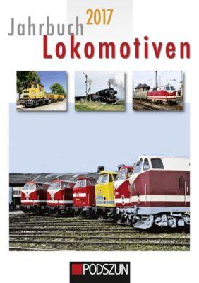 Jahrbuch Lokomotiven 2017, Udo Paulitz