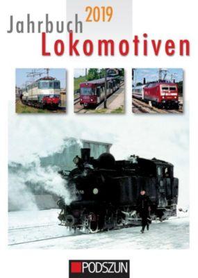 Jahrbuch Lokomotiven 2019