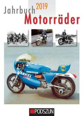 Jahrbuch Motorräder 2019 -  pdf epub
