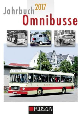 Jahrbuch Omnibusse 2017, Peter Michels