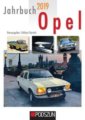 Jahrbuch Opel 2019