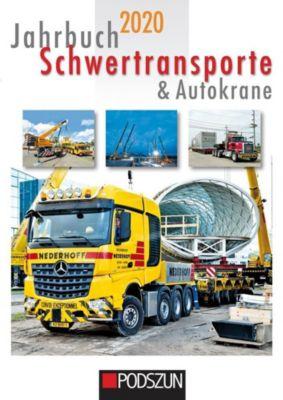 Jahrbuch Schwertransporte & Autokrane 2020
