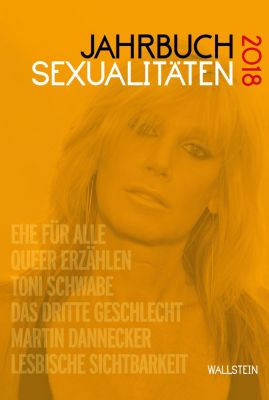 Jahrbuch Sexualitäten: Jahrbuch Sexualitäten 2018