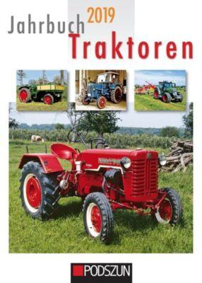 Jahrbuch Traktoren 2019 -  pdf epub