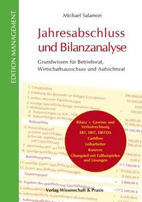 Jahresabschluss und Bilanzanalyse, Michael Salamon