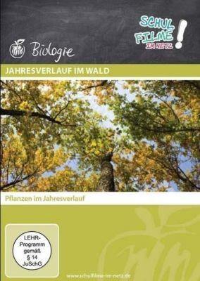 Jahresverlauf im Wald, 1 DVD