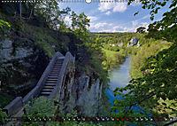 JahresZeiten an der Oberen Donau (Wandkalender 2019 DIN A2 quer) - Produktdetailbild 4