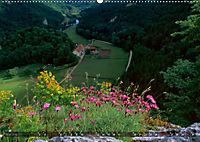 JahresZeiten an der Oberen Donau (Wandkalender 2019 DIN A2 quer) - Produktdetailbild 5