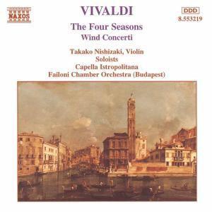 Jahreszeiten/Bl.Konz., Antonio Vivaldi
