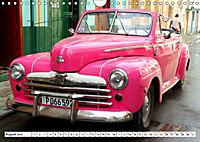 Jahrgang '48 - Oldtimer Schmuckstücke (Wandkalender 2019 DIN A4 quer) - Produktdetailbild 8