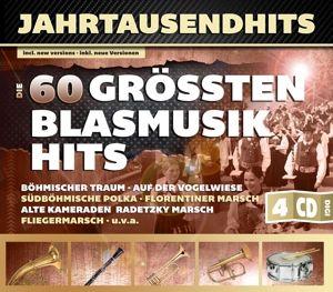 Jahrtausendhits - 60 Blasmusikhits, Jahrtausendhits