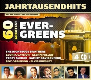 Jahrtausendhits-60 Greatest Evergreens, Diverse Interpreten