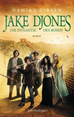 Jake Djones Band 3: Die Dynastie des Bösen, Damian Dibben