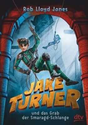 Jake Turner und das Grab der Smaragdschlange, Rob Lloyd Jones