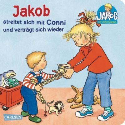 Jakob streitet sich mit Conni und verträgt sich wieder, Sandra Grimm, Peter Friedl