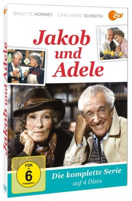 Jakob und Adele - Die komplette Serie, Carl-Heinz Schroth