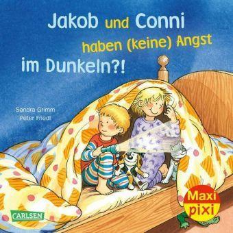Jakob und Conni haben (keine) Angst im Dunkeln?! - Sandra Grimm pdf epub